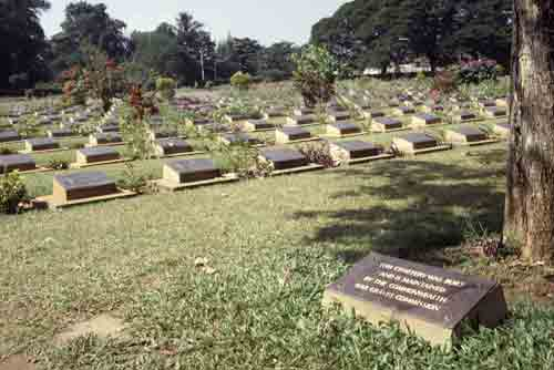 war graves-AsiaPhotoStock