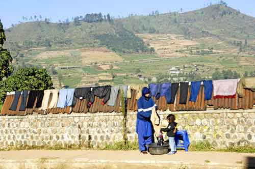 washing laundry-AsiaPhotoStock
