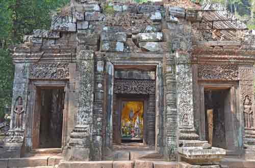 wat phou sanctuary-AsiaPhotoStock