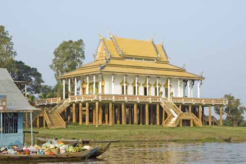 waterside temple-AsiaPhotoStock