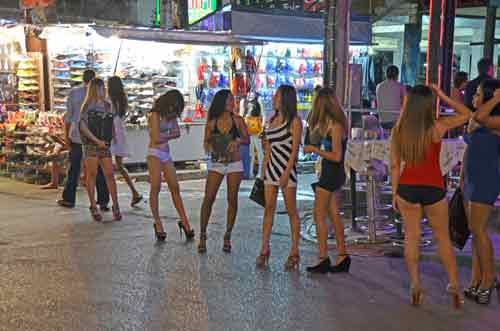 working in patong-AsiaPhotoStock